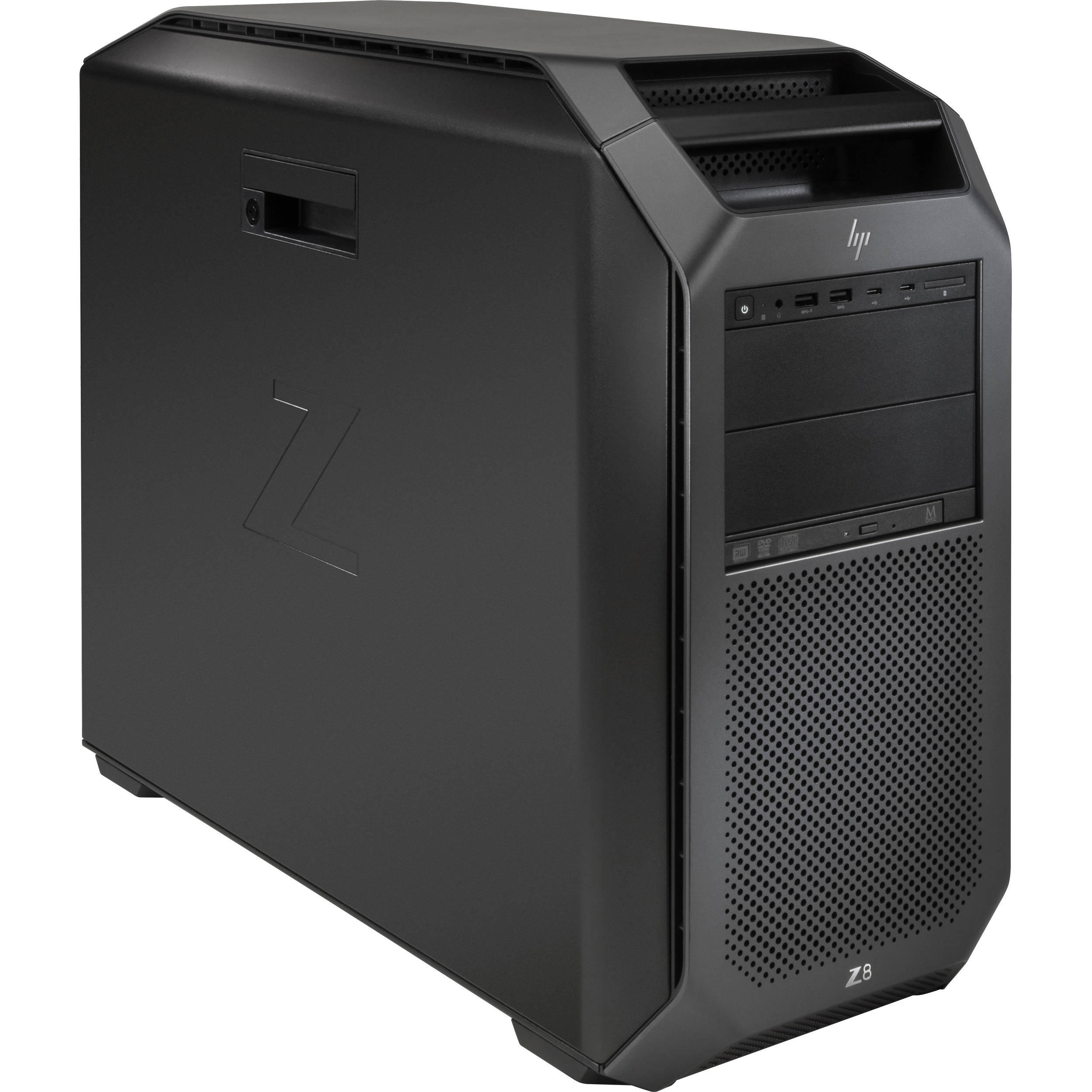 HP Z-series workstations
