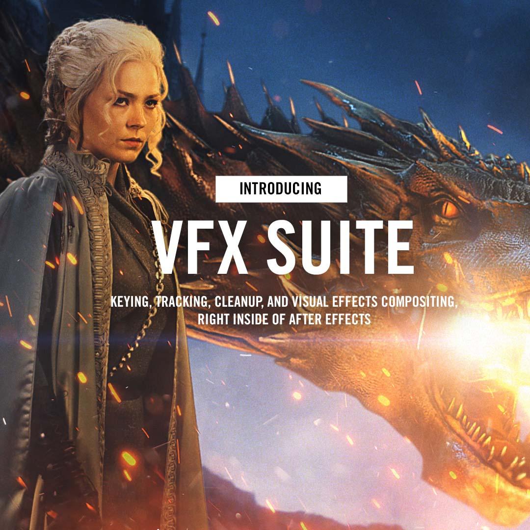 RG VFX Suite