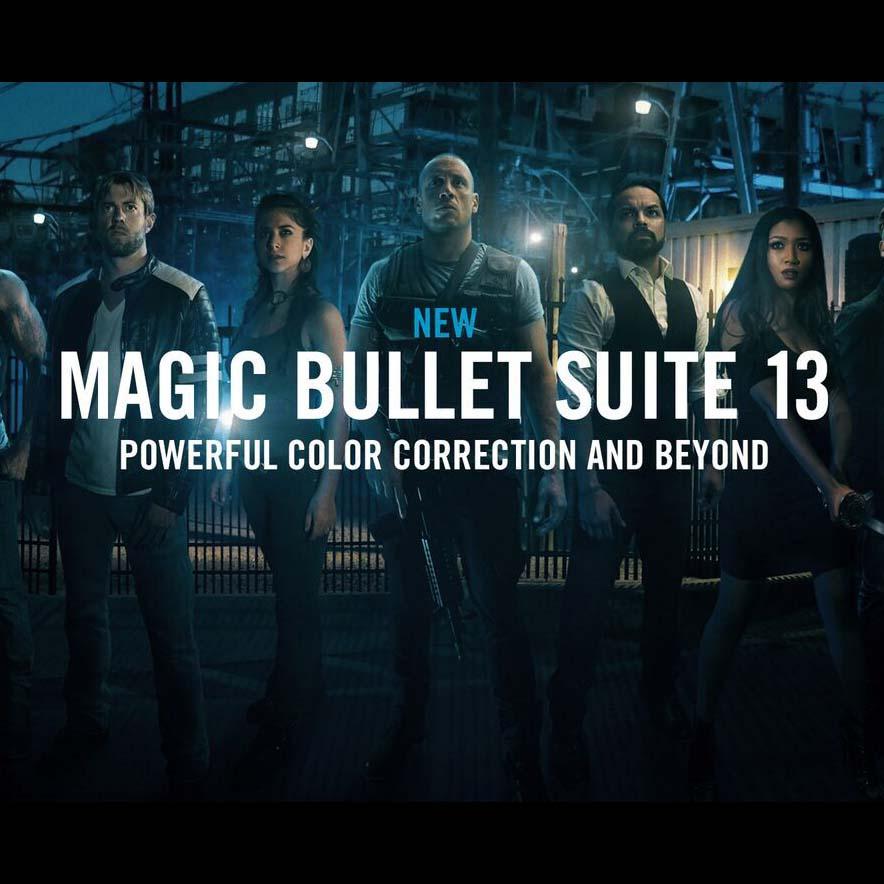 Magic Bullet Suite