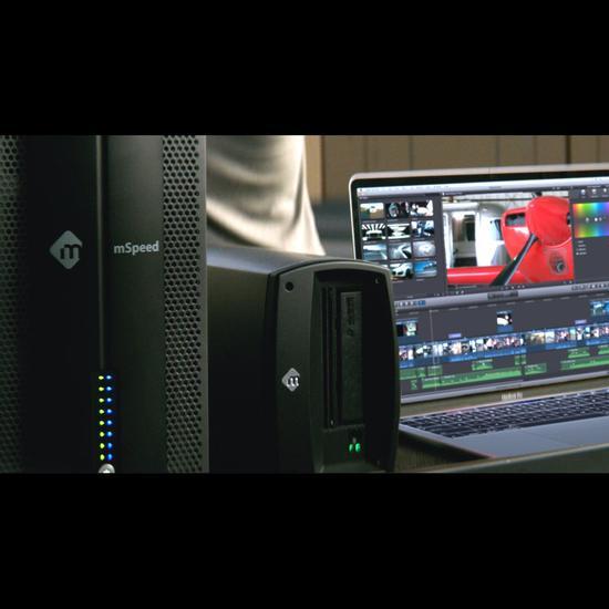 Desktop Storage Rental